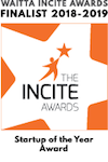Finalist for WAITTA Start up of the Year