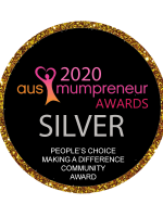 SILVER MAKING A DIFFERENCE COMMUNITY AWARD